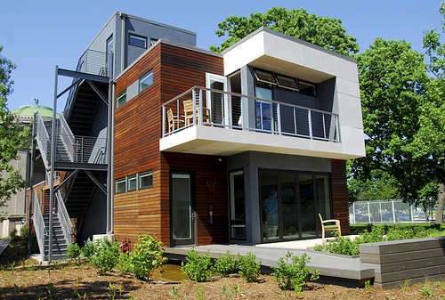 modern homes designs chicago - Chicago Home Design