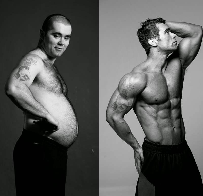 Ocasiones, como bajar la grasa abdominal sin perder masa muscular