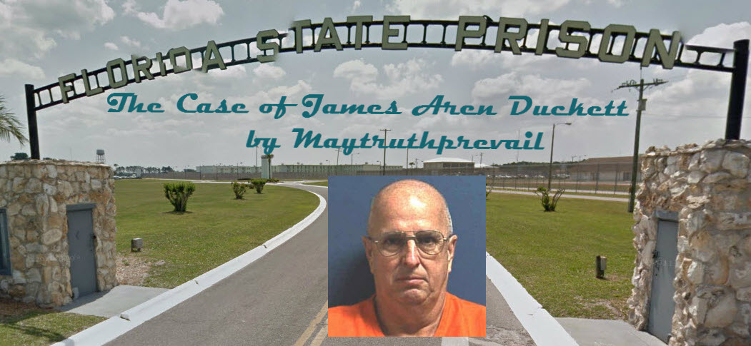The Case of James Aren Duckett by Maytruthprevail