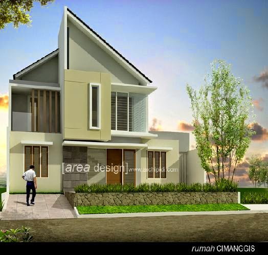 Gambar Desain Rumah Minimalis Modern  Desain dan Tips Rumah Minimalis