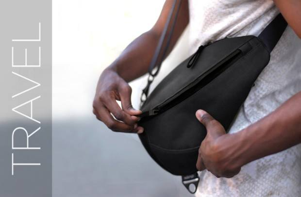 FUTURISTIC GADGETS: KP Sling Bag - The Everyday Adventure Bag