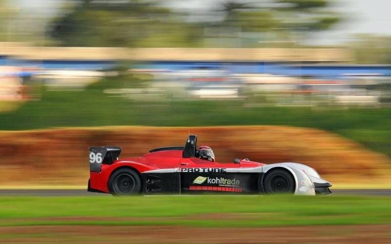 Protótipo da Satti Racing