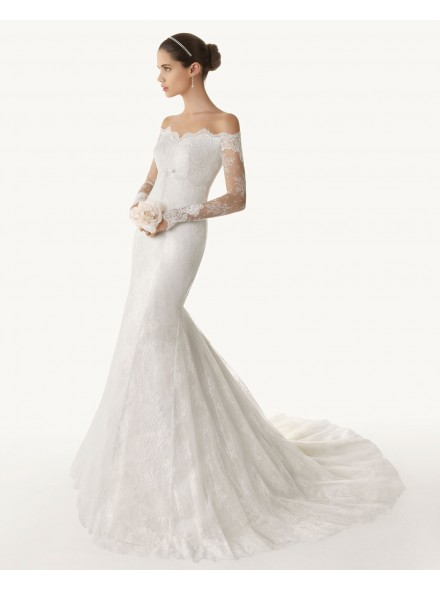 Lace wedding dress cost