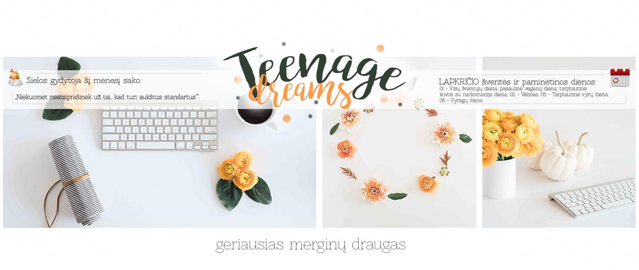 Teenage Dreams