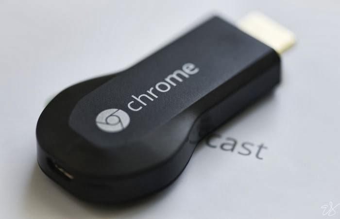 GoogleChromeCast/ GoTech