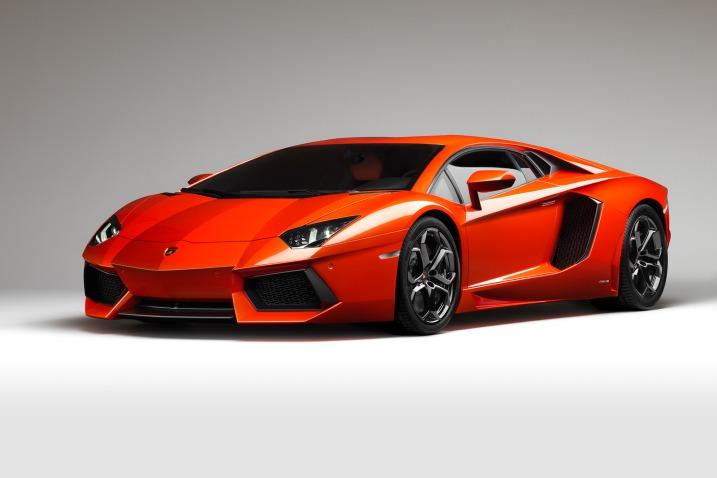 Harga Lamborghini Aventador