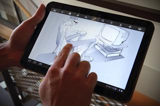 Android App Desenho AutoDesk