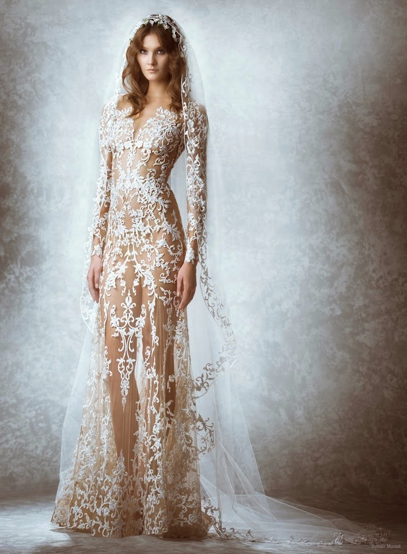 ZUHAIR MURAD'S FALL 2015 Bridal Collection