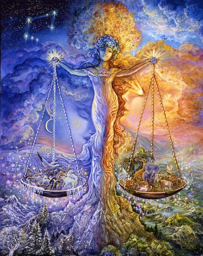 Full Moon In Libra ~ April 15th
