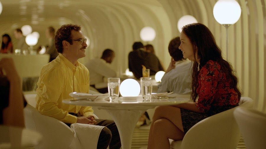 Her Spike Jonze set design