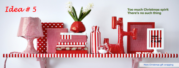 ho ho ho merry christmas! – gift wrapping ideas!