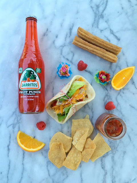 Lunchbox Fiesta - easy Mexican themed lunch | www.jacolynmurphy.com