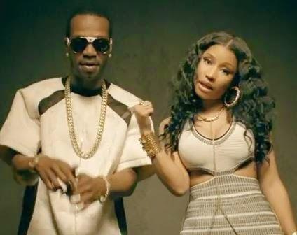 """Juicy J """"Low"""" Feat Nicki Minaj, Lil Bibby, and Young Thug"""