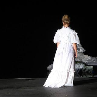 Stefanie Sternig : Paré à virer / photo S. Mazars