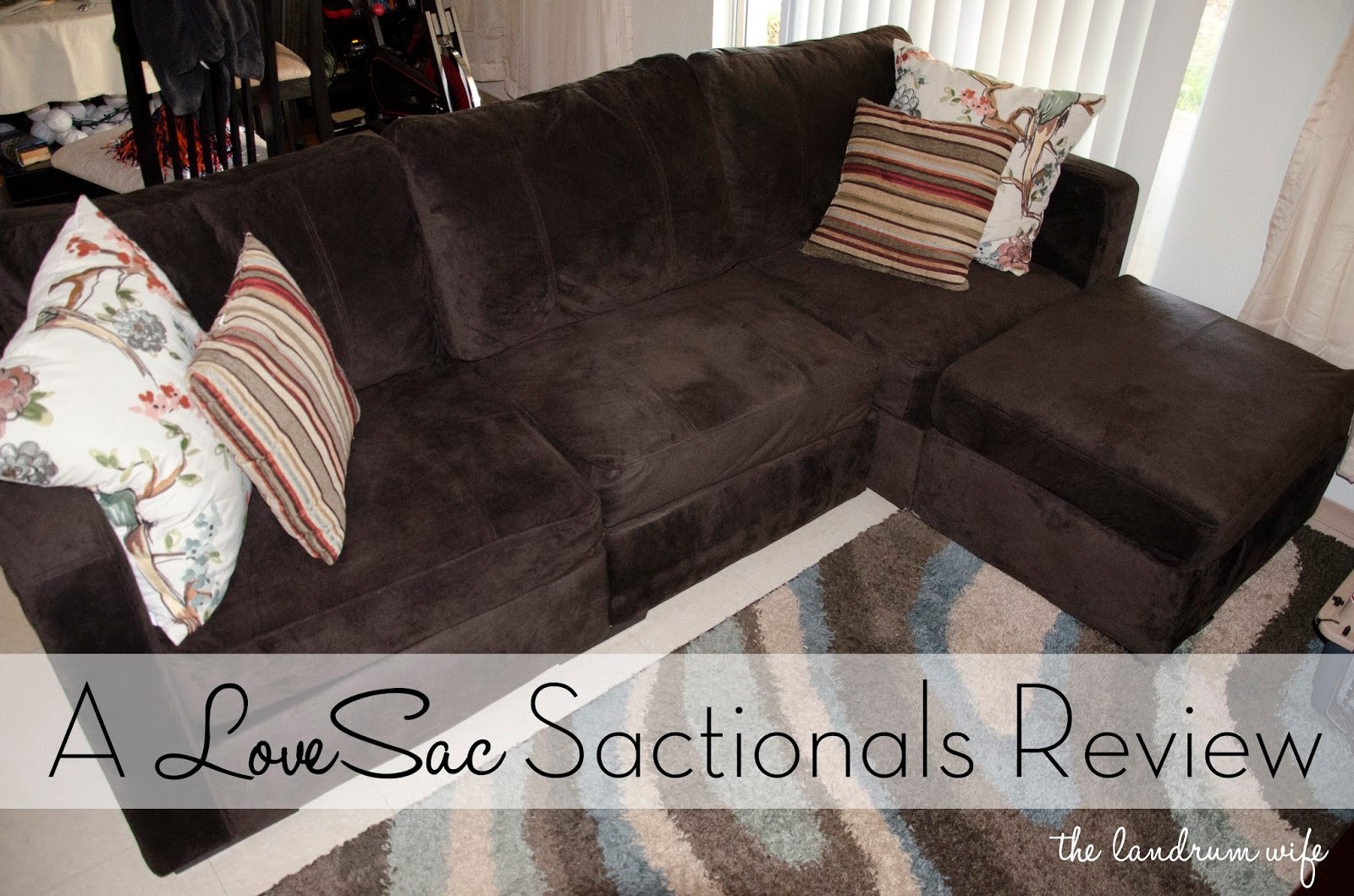lovesac a review - Lovesac Sofa