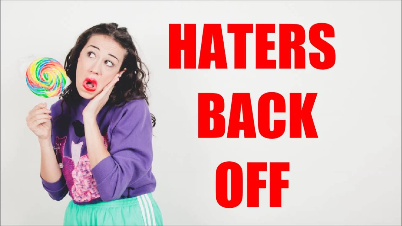 Haters Back Off: 2×8