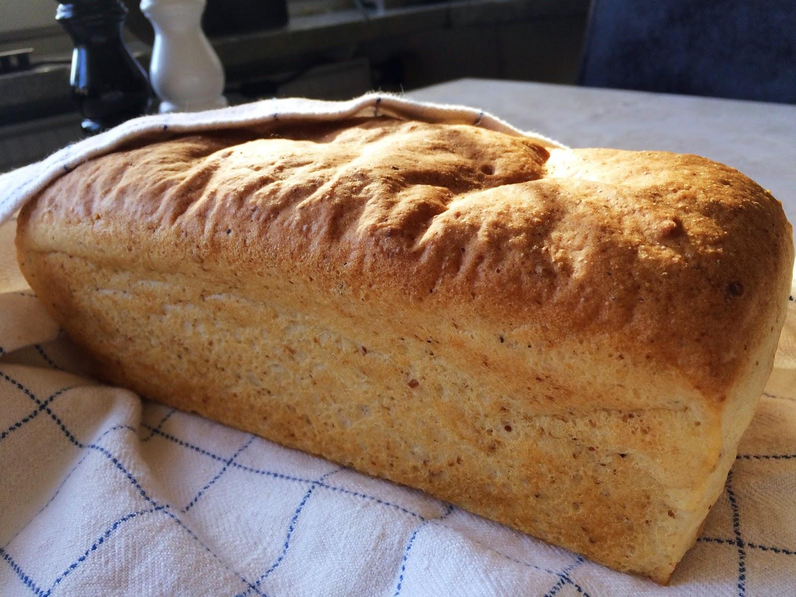 luftigt glutenfritt bröd