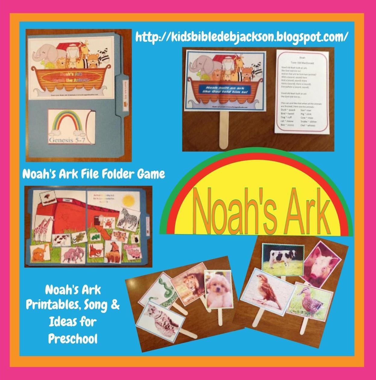 bible fun for kids noah u0027s ark ffg song u0026 more for preschool