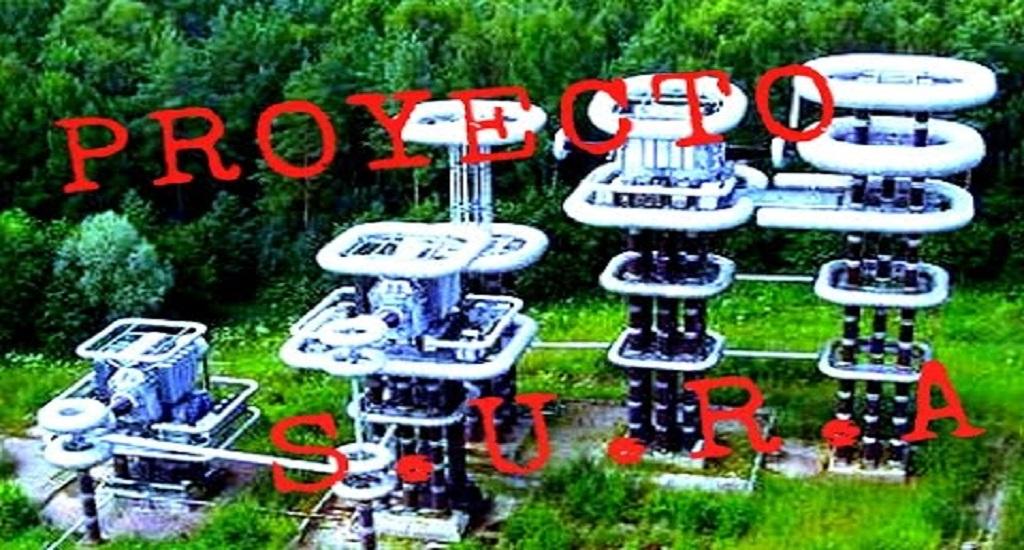 Proyecto S.U.R.A: El HAARP de los Rusos