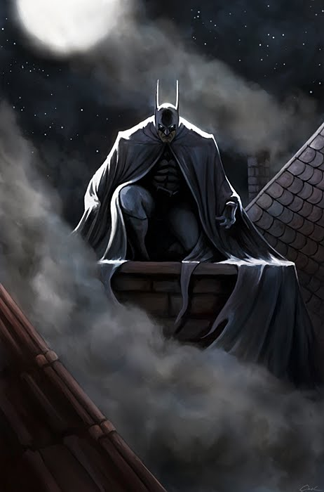The BATCAVE…it is all about the BAT! JOKER and BANE Update!