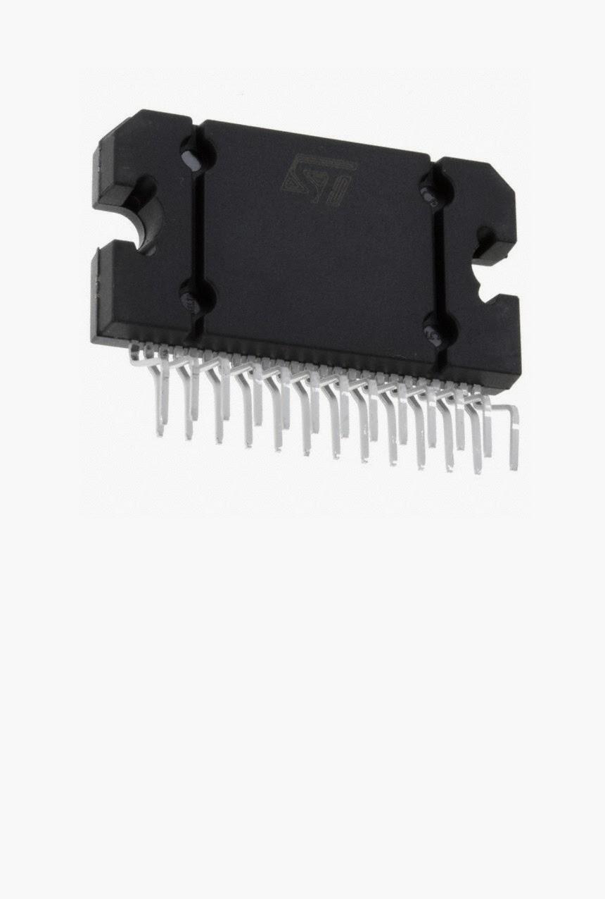 Circuit Dynamic Power Amplifier With Ic Dmos Tda7294 Bridge Tda7490 General Description