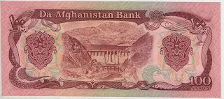 uang kuno,Luar Negeri,uang,Kuno, koleksi,Mancanegara,Coin, mata uang,Lelang,kertas, Koleksi,Penjual, harga,100 Afghanistan