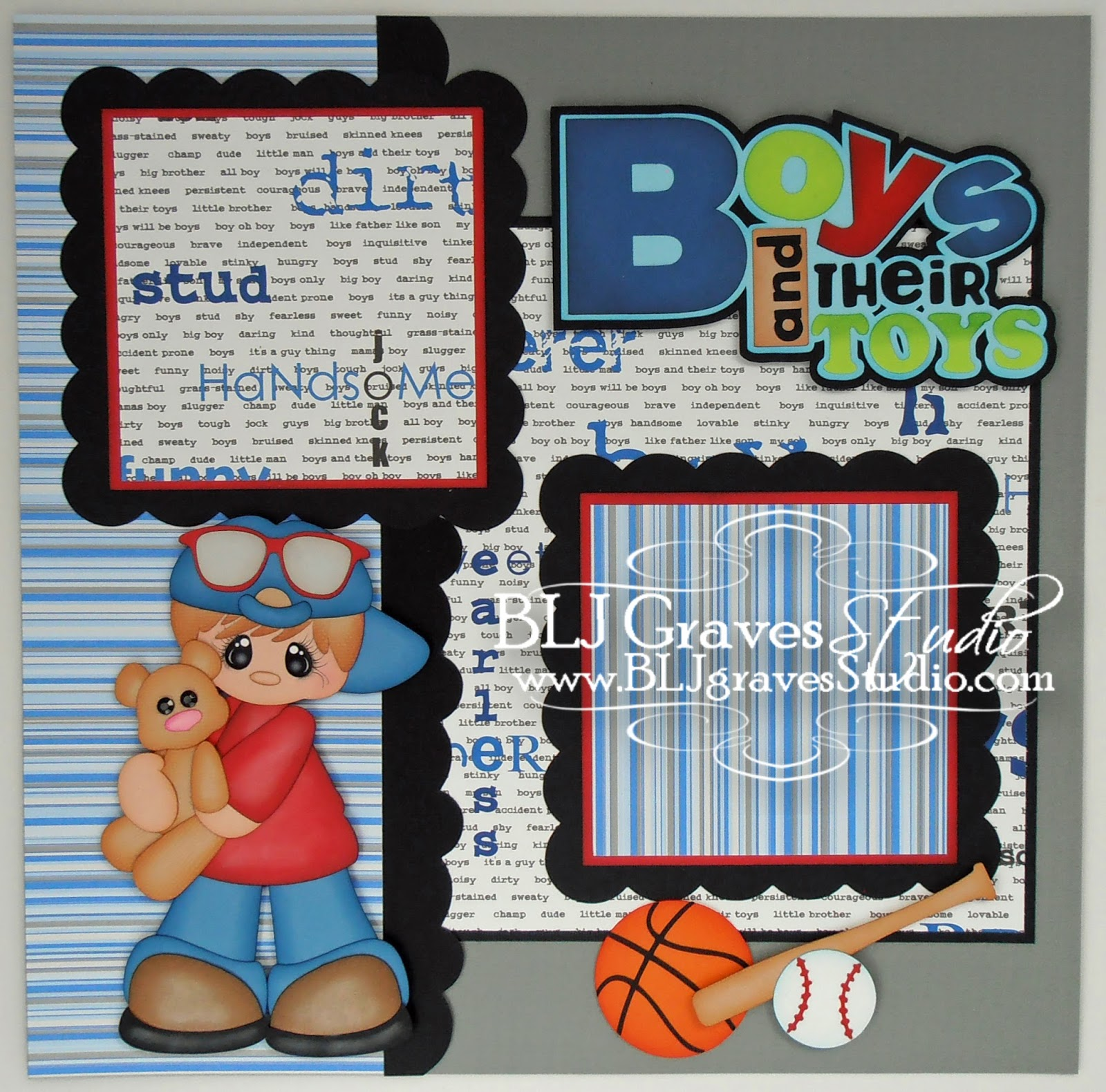Scrapbook ideas guys