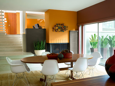 home interior color fashion trends