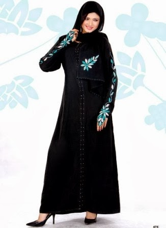 New Abaya Designs for Girls