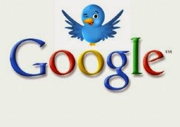 Google-Twitter Update