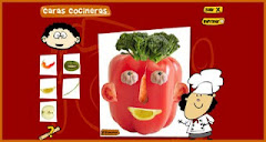 Juego: caras cocineras