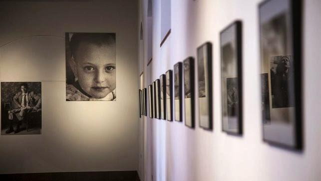 Primera exposición del Archivo de Juan Negrín