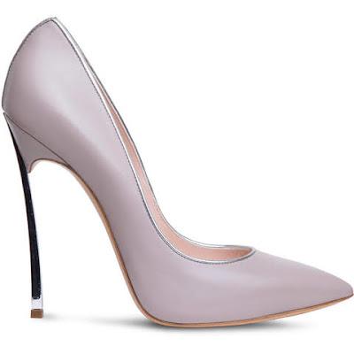 look reveillon roxo lilas sapato