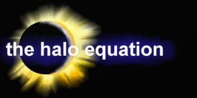 the halo equation