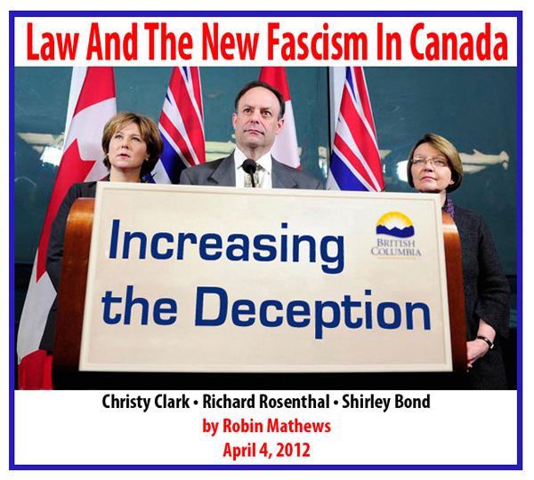 LawNewFascismRM600 LAW AND THE NEW FASCISM IN CANADA