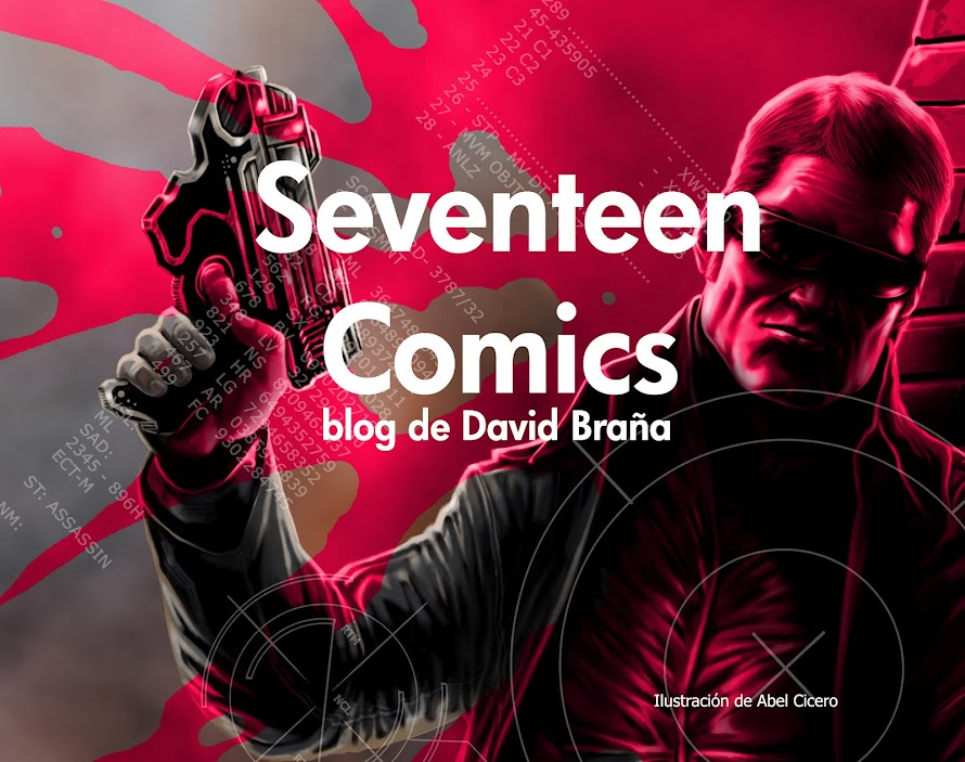 Seventeen Comics