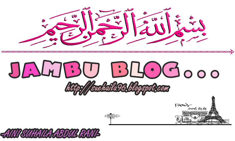 JAMBU BLOG