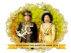 YANG DIPERTUAN AGONG dan RAJA PERMAISURI AGONG