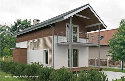 Casa residencial de proyecto ofrecido online
