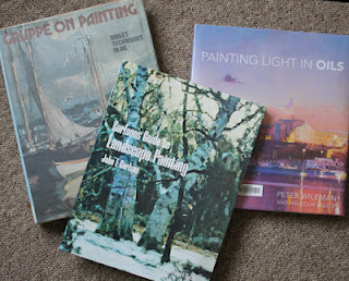 emile gruppe, john carlson, peter wileman - books I'm reading