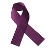 Lazo violeta el 8 de marzo se celebra el Día Internacional de la Mujer