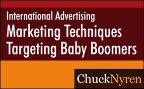International Marketing/Advertising Targeting Baby Boomers