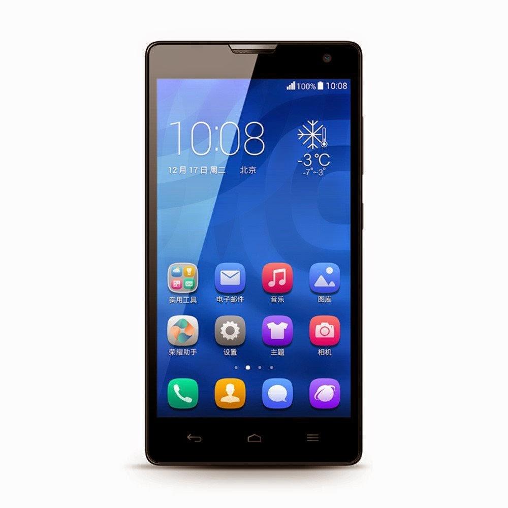 Cara Root Smartphone Huawei