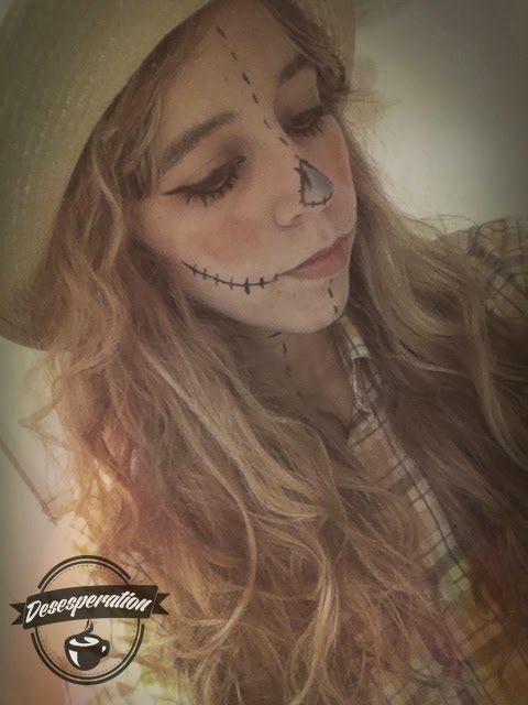 Desesperation Disfraz Halloween Espantapjaros