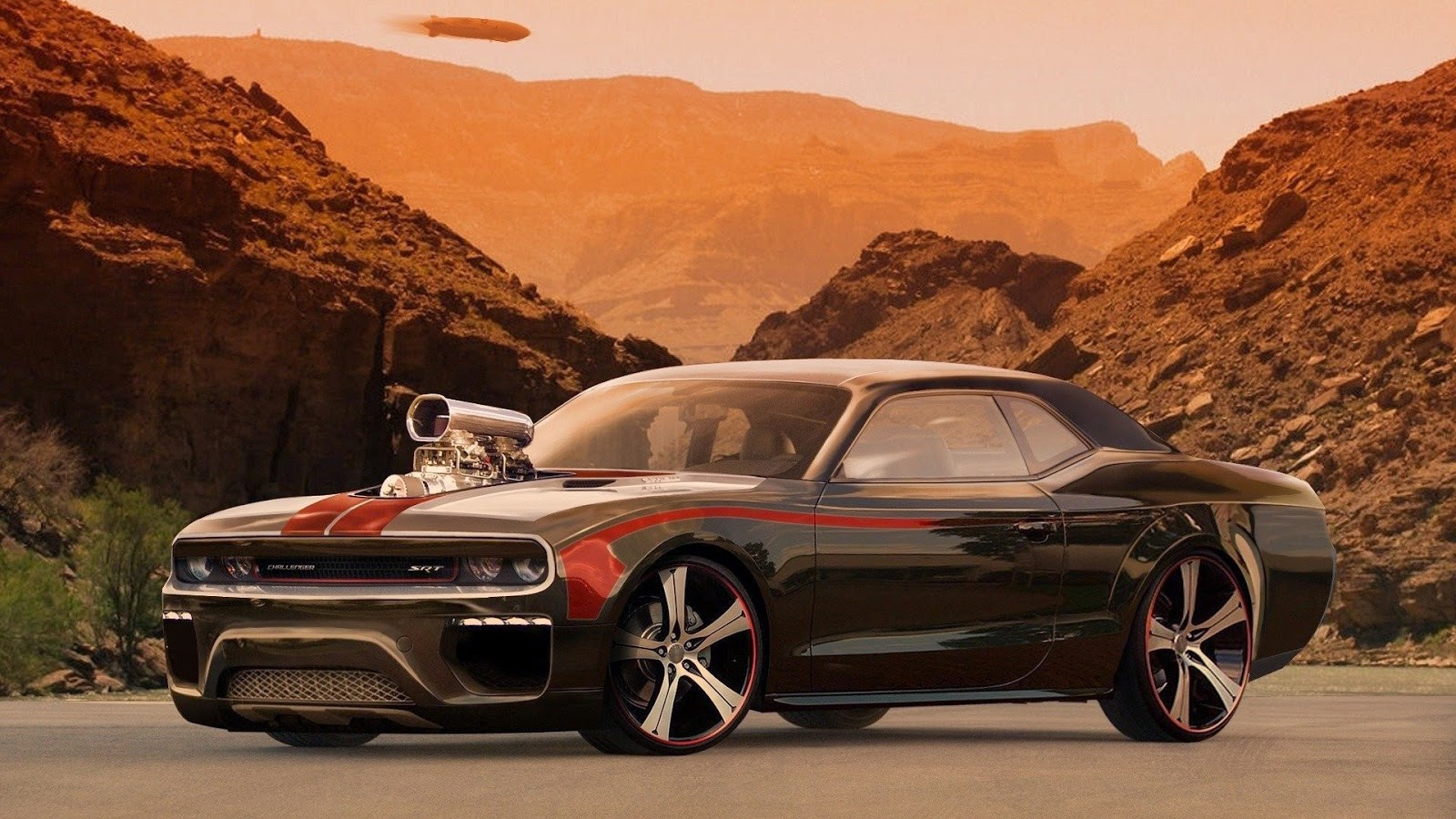 10 Best Muscle Car Wallpaper Free