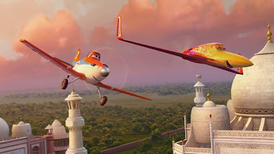 Still from Disney's Planes