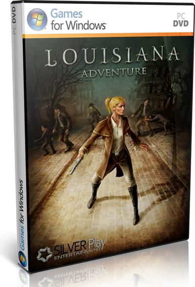 Louisiana Adventure PC Full Descargar Juego 2012