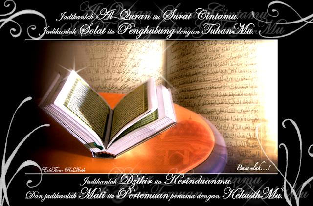 Keajaiban Al-Quran Kalamullah...