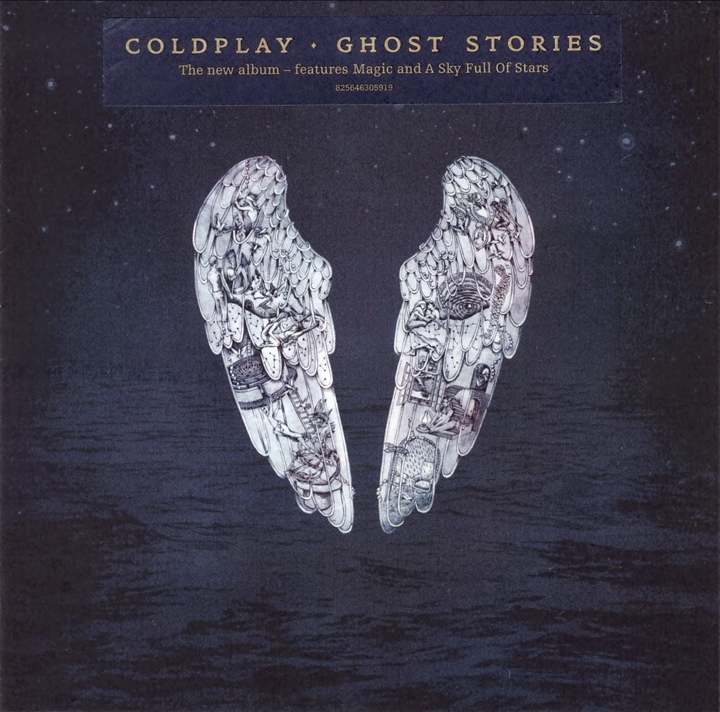 disco Colplay Ghost Stories