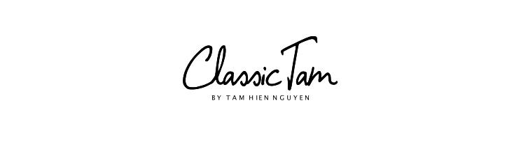 Classic Tam by Tam
